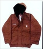 FR Outerwear Hooded Jacket